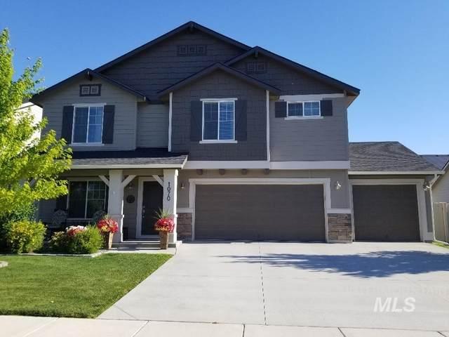 1070 E Rose Island St., Nampa, ID 83686 (MLS #98807806) :: Build Idaho