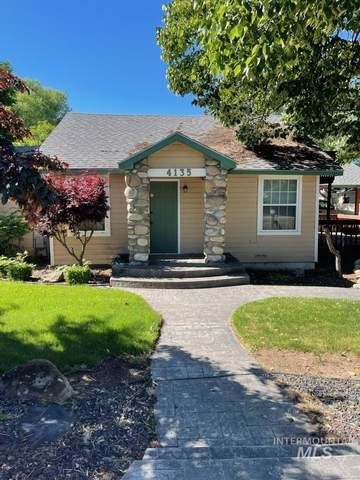4135 W Cherry Lane, Meridian, ID 83646 (MLS #98807810) :: Build Idaho