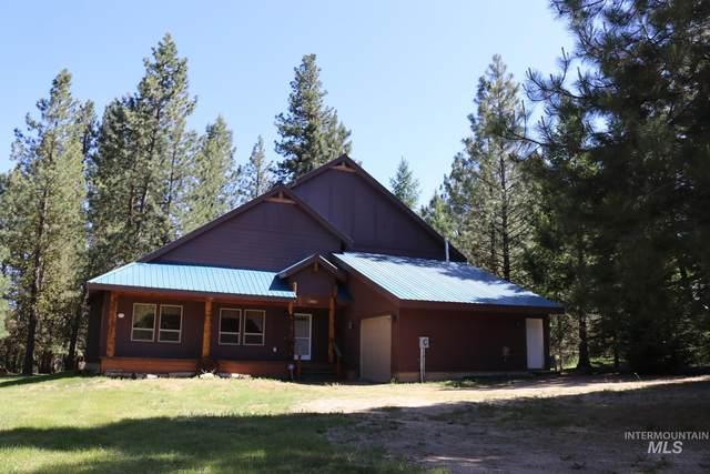 201 Bear Wallow Rd, Cascade, ID 83611 (MLS #98807833) :: Boise River Realty