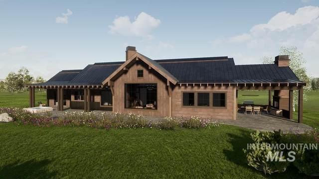 103 Saddle Court, Mccall, ID 83638 (MLS #98807841) :: Michael Ryan Real Estate