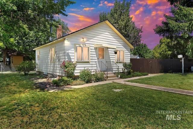 2124 S Kerr, Boise, ID 83705 (MLS #98807851) :: Juniper Realty Group