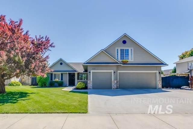 607 E Ridgestone Dr., Kuna, ID 83634 (MLS #98807852) :: Build Idaho