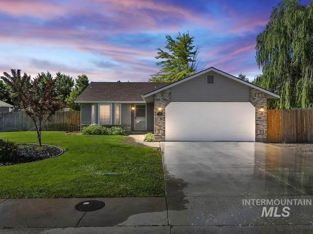 615 W Oak St., Caldwell, ID 83605 (MLS #98807857) :: Boise Valley Real Estate
