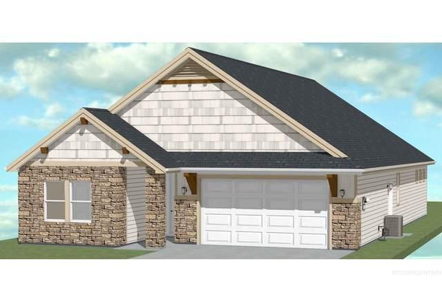 6548 N Oakstone Ave, Meridian, ID 83646 (MLS #98807859) :: Build Idaho