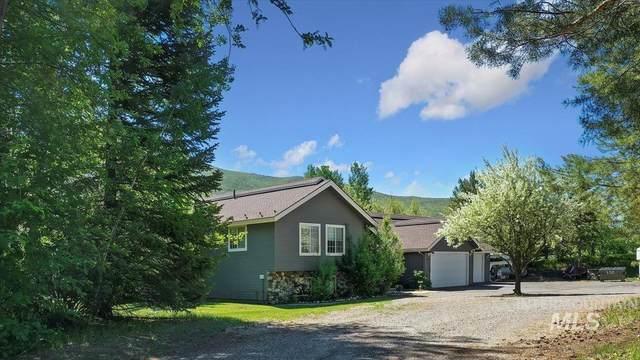 361 Croy Creek Rd, Hailey, ID 83333 (MLS #98807872) :: Epic Realty