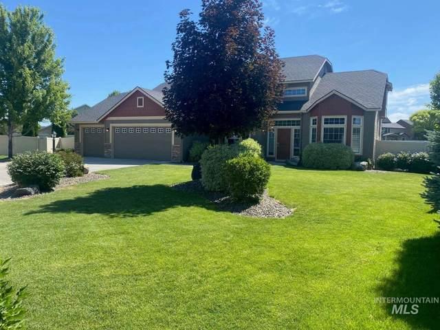 2256 N Maroon Ave, Kuna, ID 83634 (MLS #98807896) :: Build Idaho