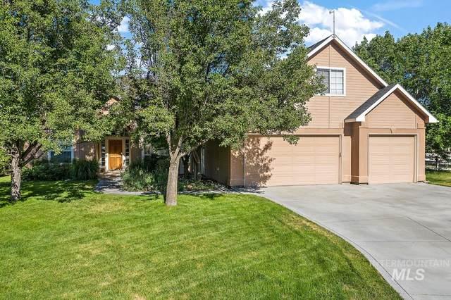 1785 E Bishop Way, Eagle, ID 83616 (MLS #98807917) :: Build Idaho