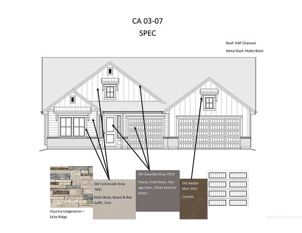 2581 E Srubpine St., Meridian, ID 83642 (MLS #98807923) :: Trailhead Realty Group