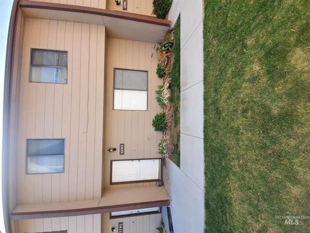 2293 S Loyolla Ln, Boise, ID 83705 (MLS #98807945) :: Trailhead Realty Group