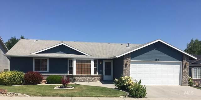 608 N Sterling St, Nampa, ID 83651 (MLS #98807960) :: Jon Gosche Real Estate, LLC