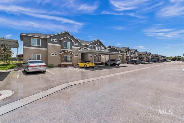 16584 N Profit Circle, Nampa, ID 83687 (MLS #98807986) :: Navigate Real Estate