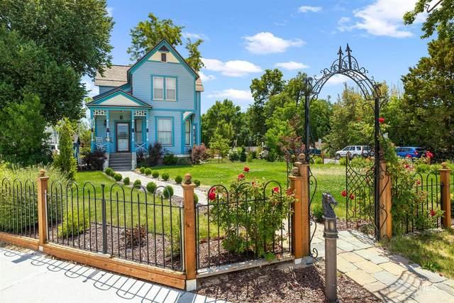 403 E Reserve St, Boise, ID 83712 (MLS #98807994) :: Idaho Life Real Estate