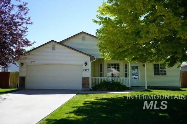 2117 W Havenwood, Nampa, ID 83651 (MLS #98808012) :: Boise Home Pros