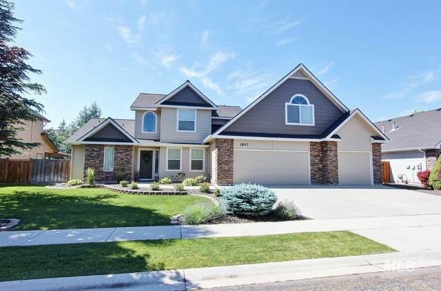 1847 W Root Creek St, Meridian, ID 83646 (MLS #98808020) :: Navigate Real Estate