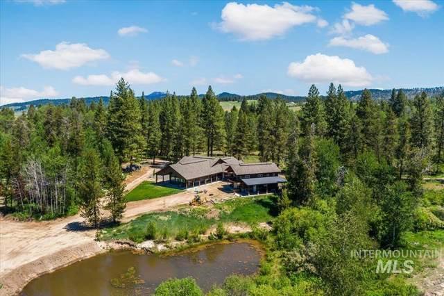 467 Gold Fork Rd, Donnelly, ID 83615 (MLS #98808045) :: Jon Gosche Real Estate, LLC
