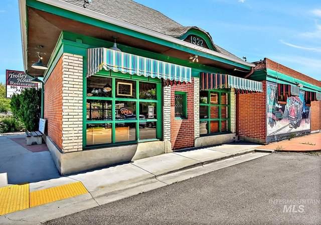 1821 E Warm Springs Ave, Boise, ID 83712 (MLS #98808071) :: Idaho Real Estate Advisors