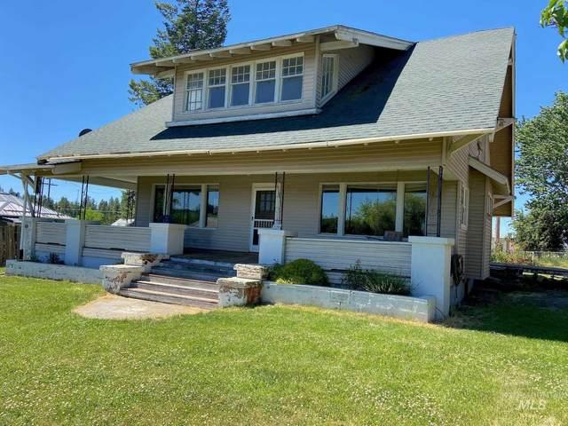 220 Spruce, Potlatch, ID 83855 (MLS #98808085) :: Jon Gosche Real Estate, LLC