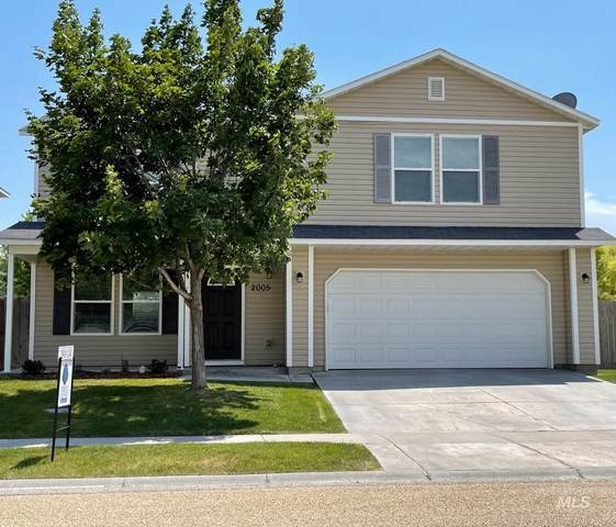 2005 W Honey Dew Dr, Nampa, ID 83651 (MLS #98808096) :: Boise River Realty