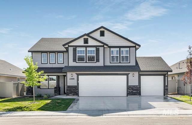 2588 N Ridgecreek Ave, Kuna, ID 83634 (MLS #98808103) :: Boise Valley Real Estate