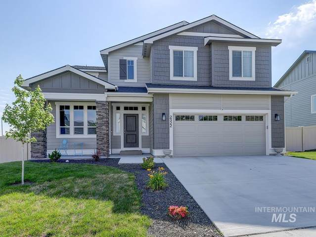 2322 S Knotty Timber Pl., Meridian, ID 83642 (MLS #98808104) :: Navigate Real Estate