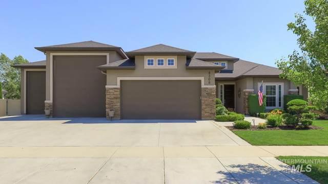 4308 N. Camas Creek, Meridian, ID 83646 (MLS #98808115) :: Build Idaho