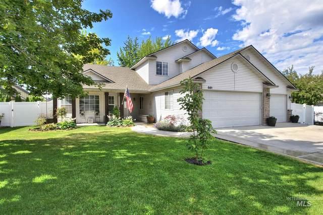 581 W Calderwood St, Meridian, ID 83642 (MLS #98808125) :: Team One Group Real Estate