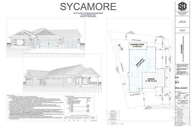 1457 Castile Drive, Fruitland, ID 83619 (MLS #98808134) :: Full Sail Real Estate