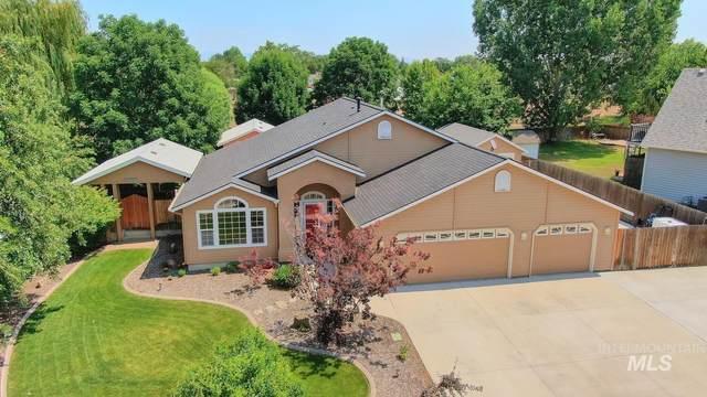 1132 W Ashwood Ct, Kuna, ID 83634 (MLS #98808143) :: Boise Valley Real Estate