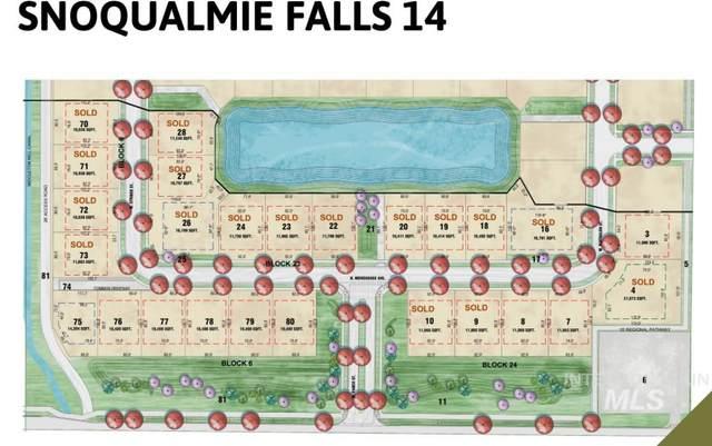 Lot 71 Block 6 Legacy, Snowqualmie Falls #14, Eagle, ID 83616 (MLS #98808147) :: Build Idaho