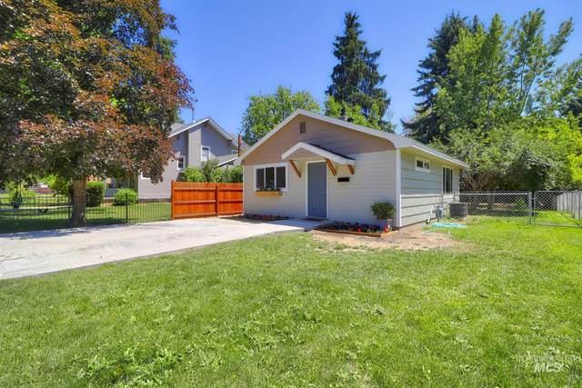 3411 Rose Hill, Boise, ID 83705 (MLS #98808152) :: Navigate Real Estate