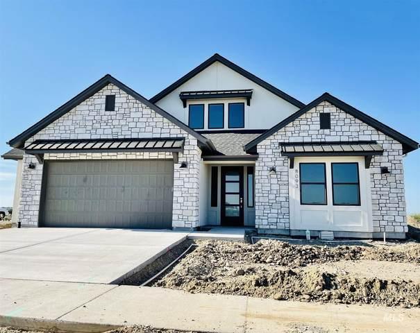 8093 W Corinthia Street, Eagle, ID 83616 (MLS #98808157) :: Boise Valley Real Estate