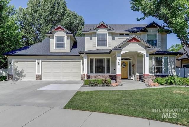 5431 N Ebbetts Ave, Boise, ID 83713 (MLS #98808159) :: City of Trees Real Estate