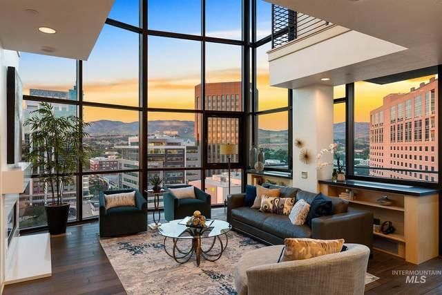 851 W Front Street #1401, Boise, ID 83702 (MLS #98808174) :: Navigate Real Estate