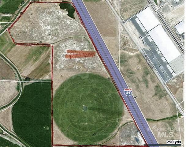 Approx 150 S 50 W  Bob Barton Rd, Jerome, ID 83338 (MLS #98808205) :: Build Idaho