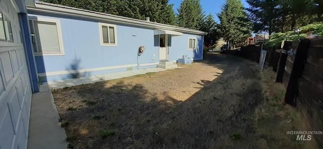 206 1st Avenue, Juliaetta, ID 83535 (MLS #98808215) :: Full Sail Real Estate