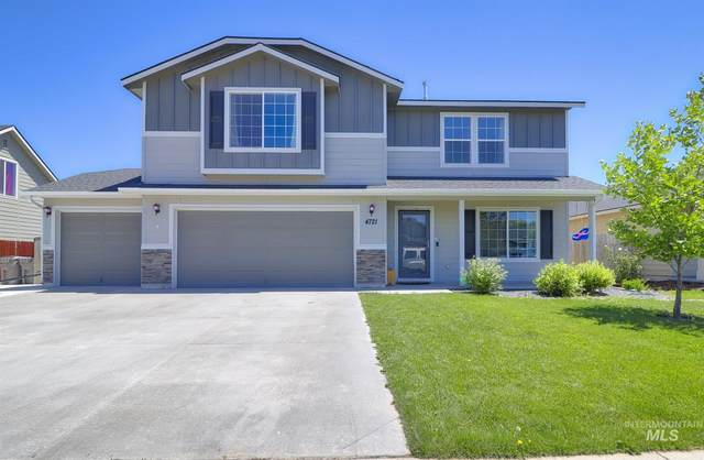 4721 Ida Red Ave, Caldwell, ID 83607 (MLS #98808222) :: Boise Valley Real Estate