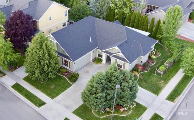 3826 N Legacy Common Ave, Meridian, ID 83646 (MLS #98808251) :: Bafundi Real Estate