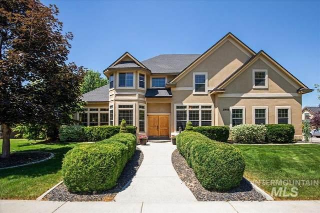 3945 N Bryce Canyon, Meridian, ID 83646 (MLS #98808253) :: Build Idaho