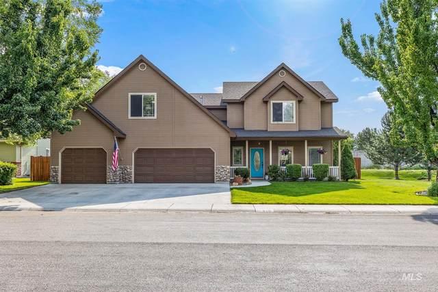 816 S Waterton Ave, Eagle, ID 83616 (MLS #98808258) :: Bafundi Real Estate