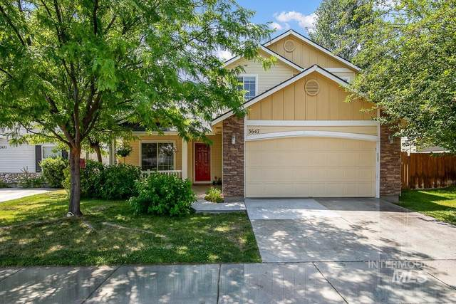 3647 E Fort Boise, Boise, ID 83716 (MLS #98808262) :: Build Idaho