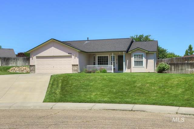 934 Reed Ave, Nampa, ID 83651 (MLS #98808273) :: Boise Valley Real Estate
