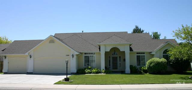 3389 W Muirfield, Meridian, ID 83646 (MLS #98808280) :: Bafundi Real Estate
