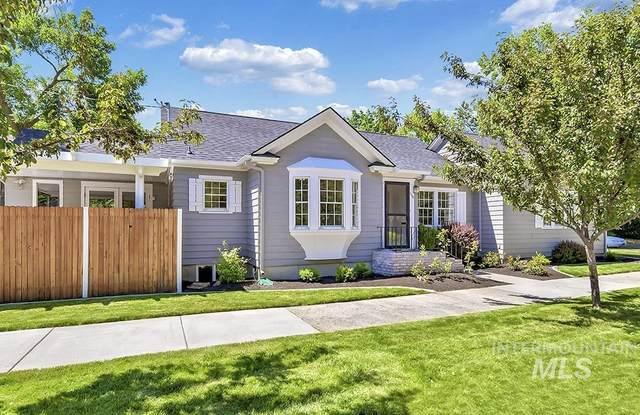 115 N Coston St, Boise, ID 83712 (MLS #98808282) :: Story Real Estate