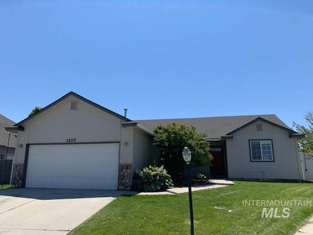 1207 E Desert View Way, Nampa, ID 83686 (MLS #98808301) :: Boise Valley Real Estate