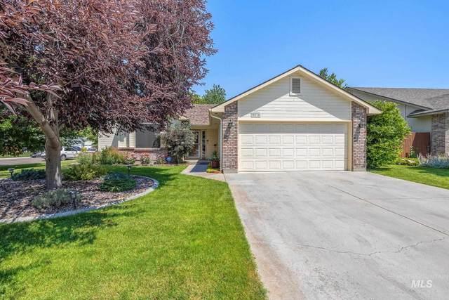 872 E Brown Bear Ct., Meridian, ID 83646 (MLS #98808308) :: Bafundi Real Estate