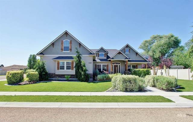 618 Birch Falls St, Caldwell, ID 83605 (MLS #98808312) :: Boise Valley Real Estate