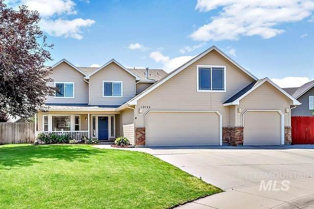 12125 W Wagon Pass St, Boise, ID 83709 (MLS #98808314) :: Boise Valley Real Estate
