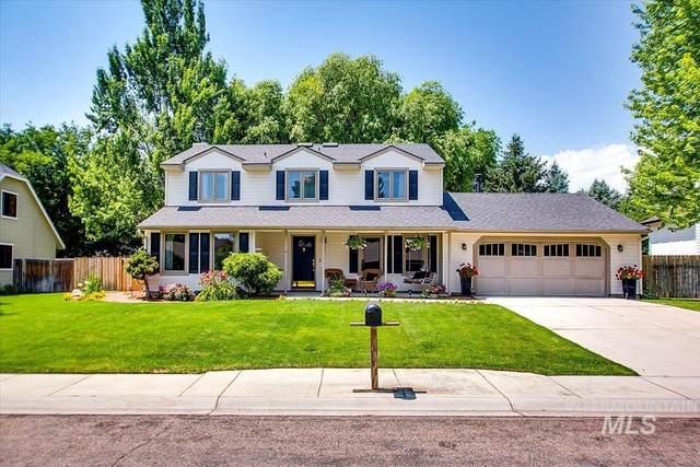688 N Palmetto Drive, Eagle, ID 83616 (MLS #98808317) :: Build Idaho