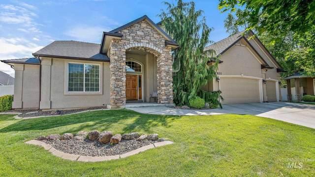 833 E Glacier Bay Ct, Meridian, ID 83642 (MLS #98808321) :: Boise Valley Real Estate