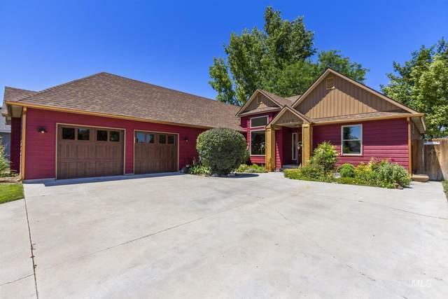 7272 Bay Meadows, Nampa, ID 83687 (MLS #98808333) :: Bafundi Real Estate